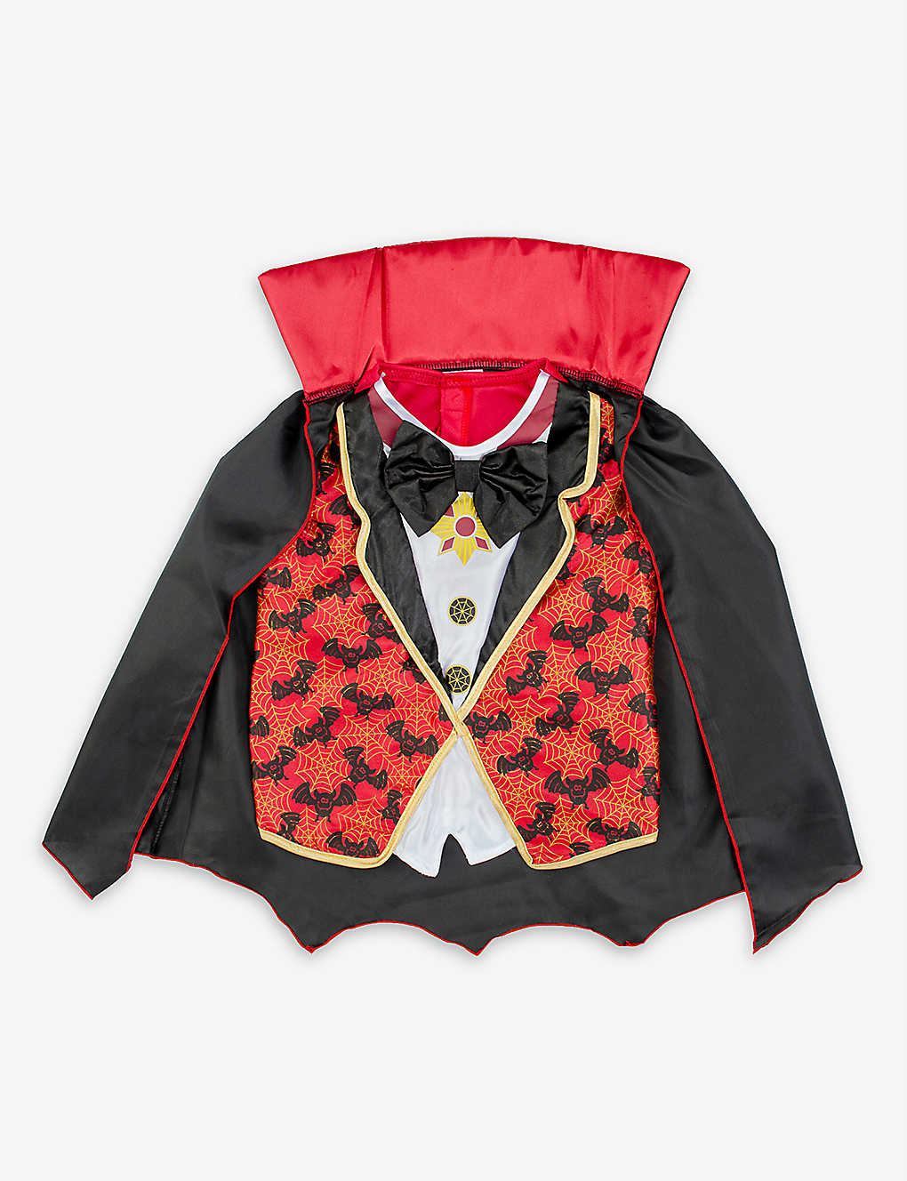 DRESS UP: Dracula dressing-up costume 3-4 years