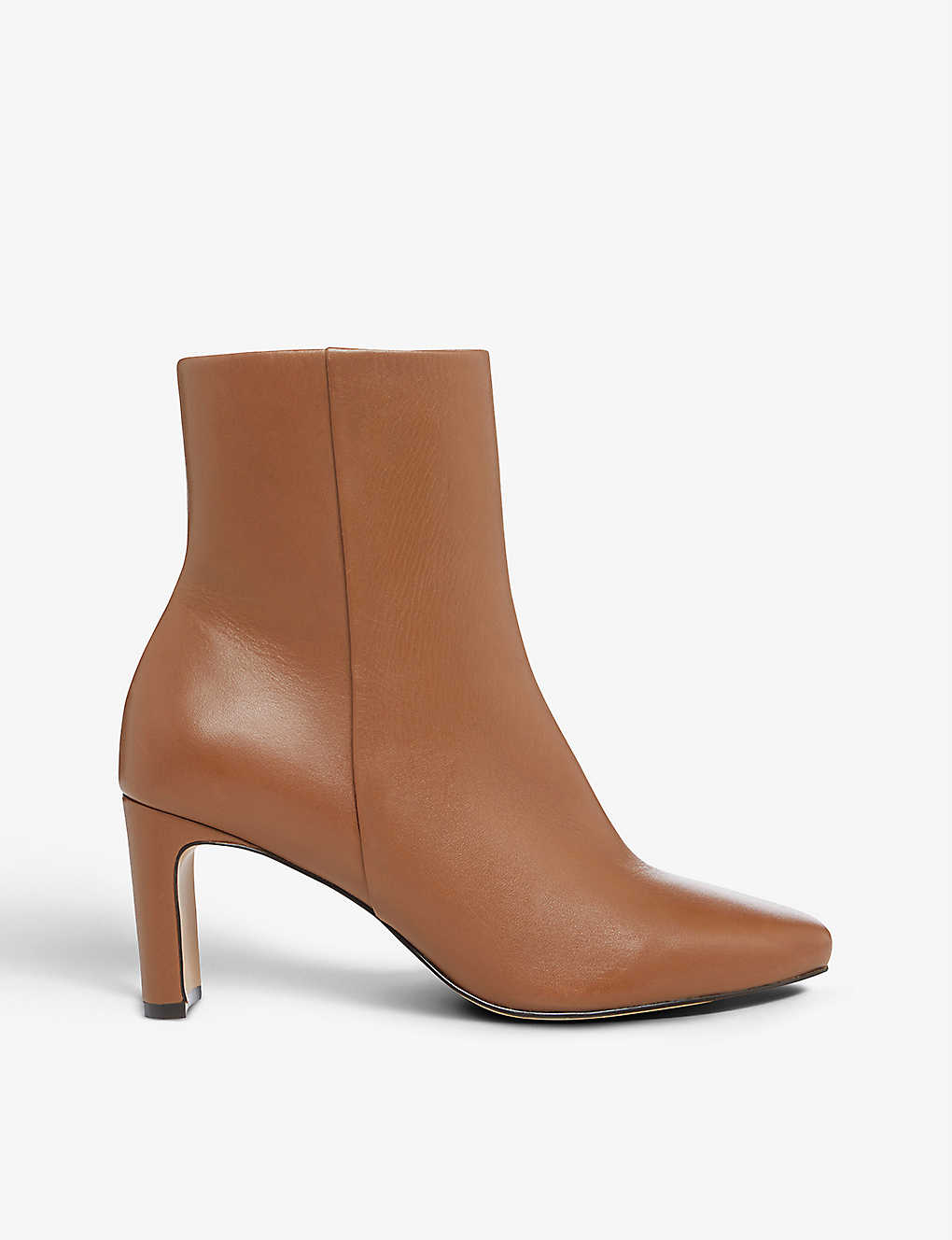DUNE: Outshine leather ankle boots