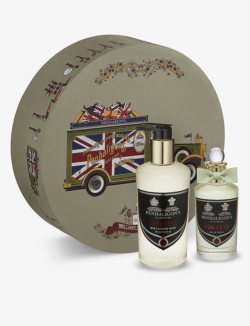 PENHALIGONS: Halfeti Holiday collection