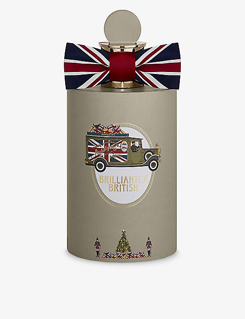 PENHALIGONS:Brilliantly British  2020 年圣诞倒数日历