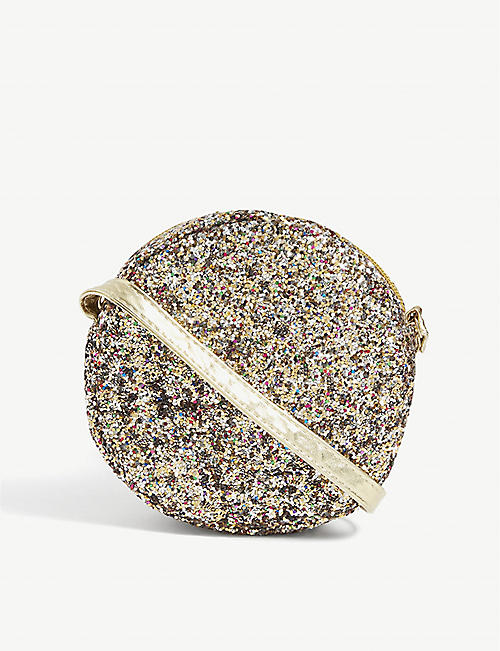 MIMI & LULA: Glittered cross-body bag