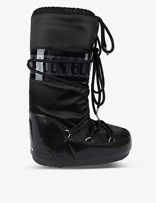 MOON BOOT: Glance shell snow boots