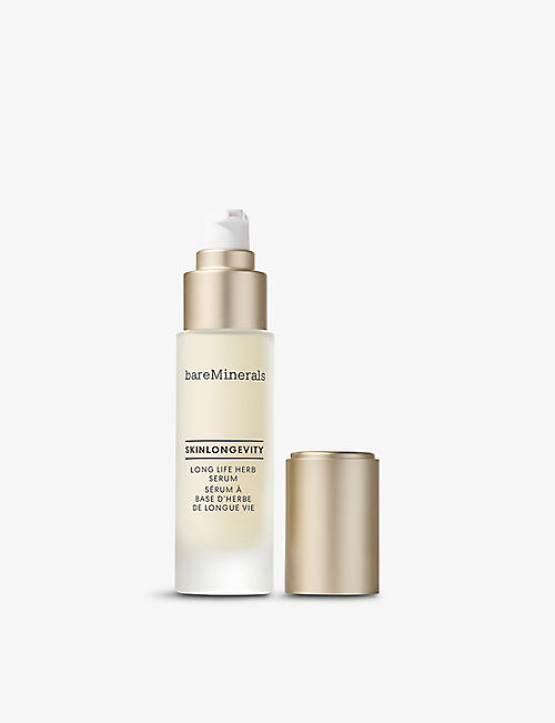 BARE MINERALS: Skinlongevity Long Life Herb serum 30ml