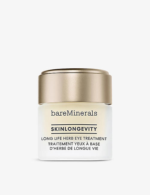 BARE MINERALS: Skinlongevity Long Life Herb eye treatment 2g
