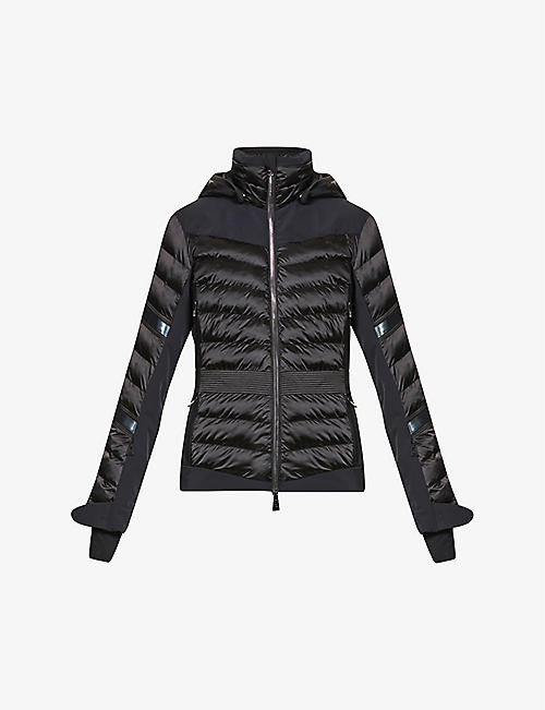 TONI SAILER: Madita Splendid padded shell ski jacket