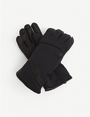 TONI SAILER: Alek leather ski gloves