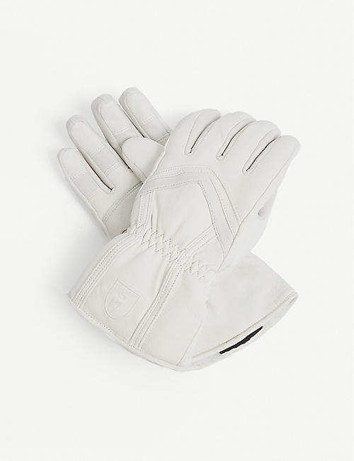 TONI SAILER: Leyla leather ski gloves