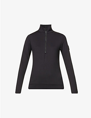 TONI SAILER: Wieka high-neck stretch-jersey top