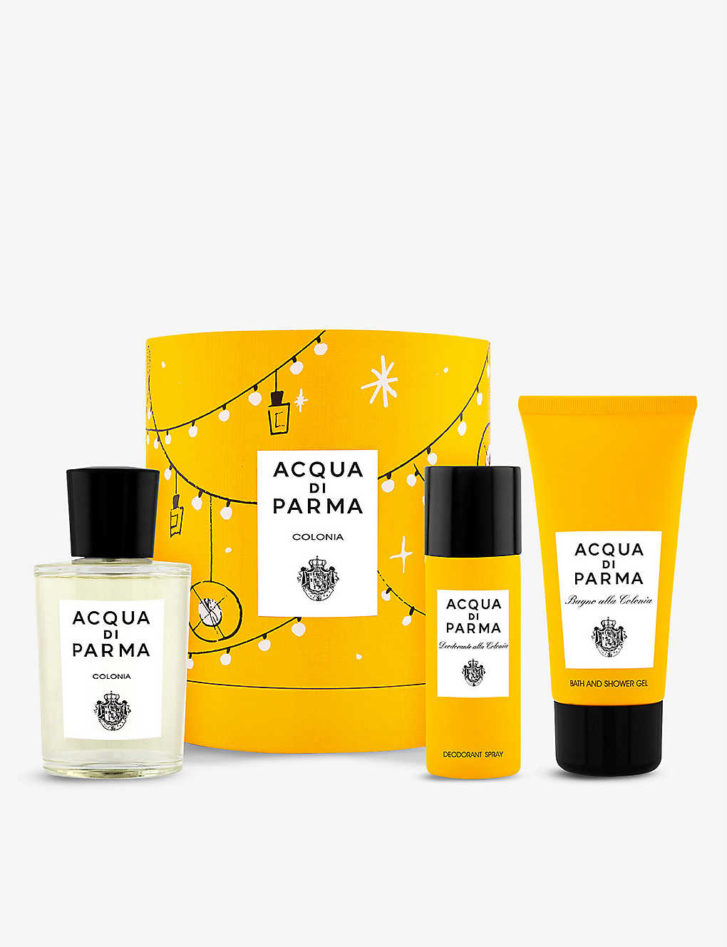 ACQUA DI PARMA: Colonia Coffret gift set of three