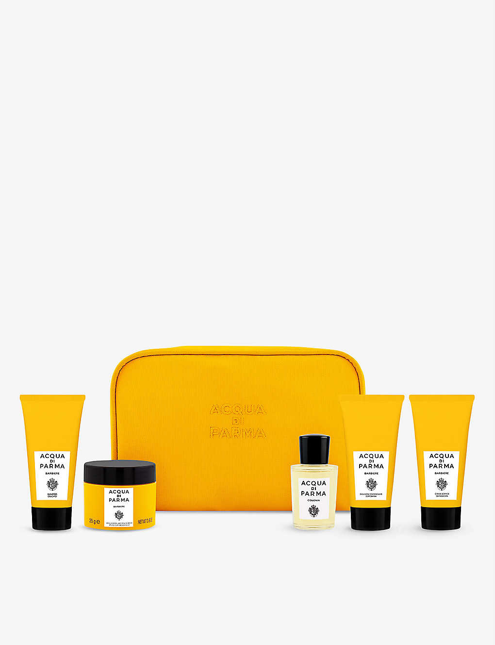 ACQUA DI PARMA: Barbiere Essential Grooming gift set