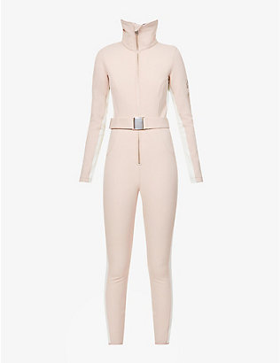 CORDOVA: The Cordova stretch-jersey ski suit