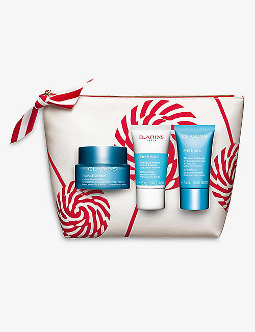 CLARINS: Hydra-Essentiel Collection gift set