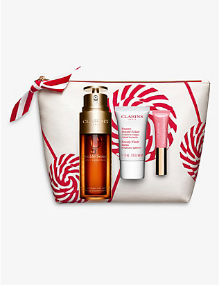 CLARINS: Double Serum Collection gift set