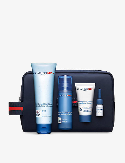 CLARINS: ClarinsMen Hydrate Collection gift set