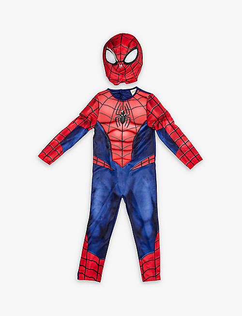 DRESS UP: Spider-Man costume 3-4 years