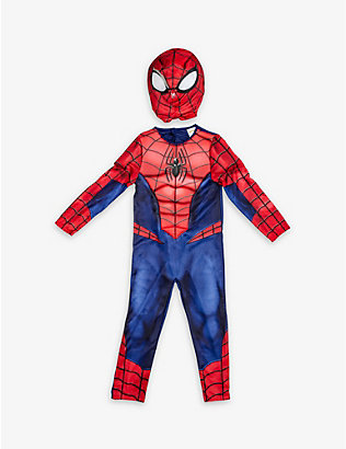 DRESS UP: Deluxe Spiderman costume 5-6 years