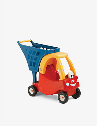 LITTLE TIKES: Cozy coupe shopping cart