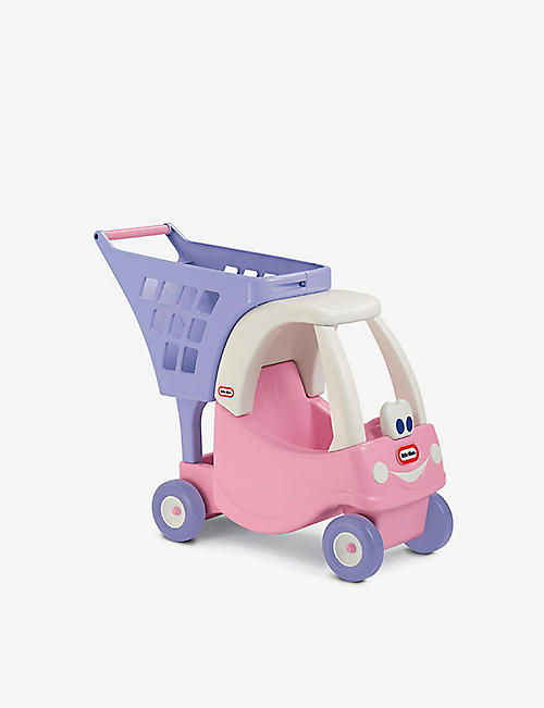 LITTLE TIKES:Princess Cozy coupe 购物车