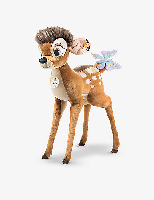 STEIFF: Bambi and Butterfly limited edition figure 1m