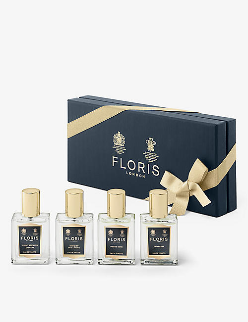 FLORIS: Fragrance Travel Collection For Her