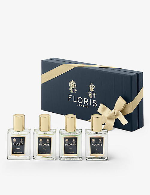 FLORIS: Fragrance Travel Collection For Him