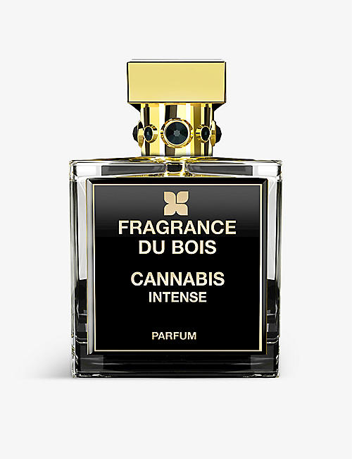 FRAGRANCE DU BOIS: Cannabis Intense eau de parfum 100ml