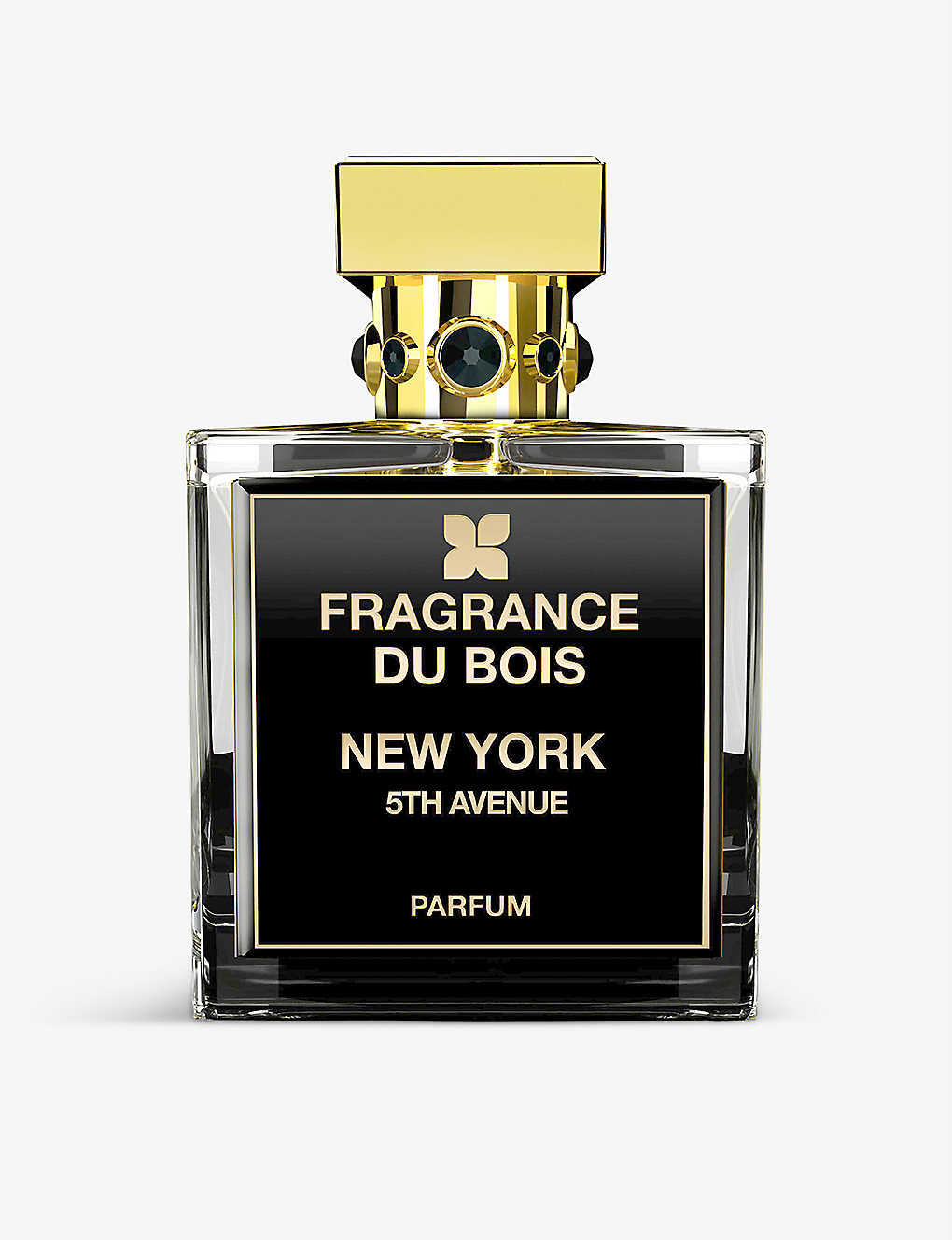 FRAGRANCE DU BOIS: New York 5th Avenue eau de parfum 100ml