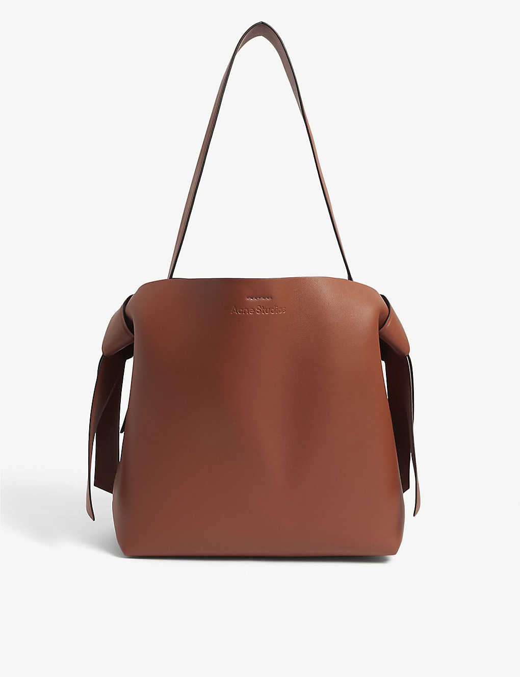 ACNE STUDIOS: Musubi medium leather bag