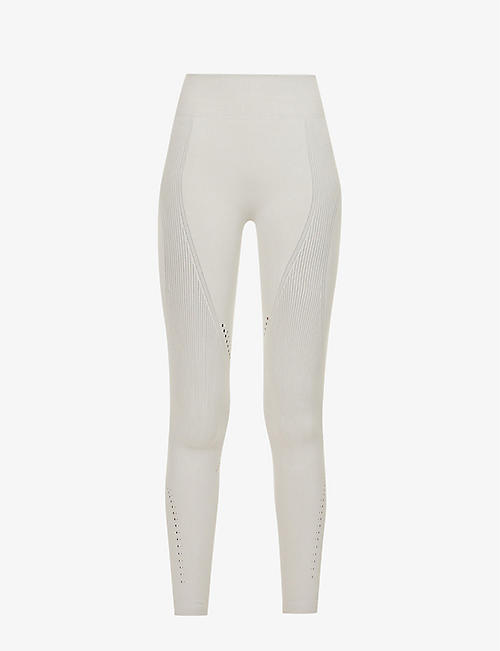 MONCLER: Moncler Genius x 1017 ALYX 9SM mid-rise stretch-knit leggings