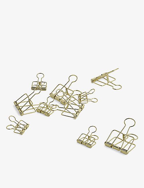 HAY: Outline paper clips set of 10