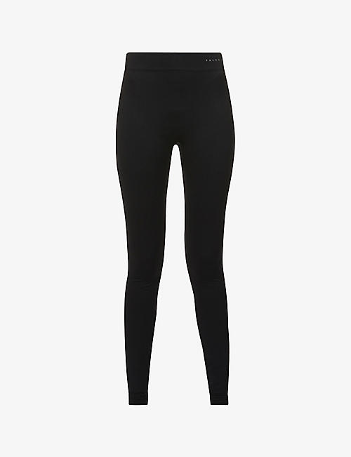 FALKE ERGONOMIC SPORT SYSTEM: Arctic high-rise stretch-woven leggings