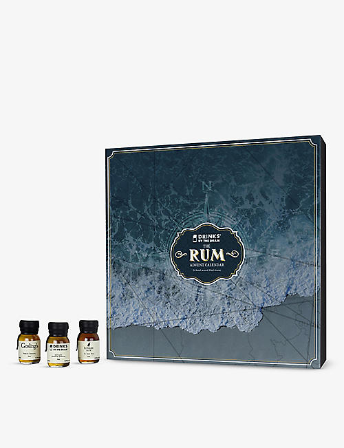 SPIRIT GIFTING: Drinks by the Dram The Rum Advent Calendar