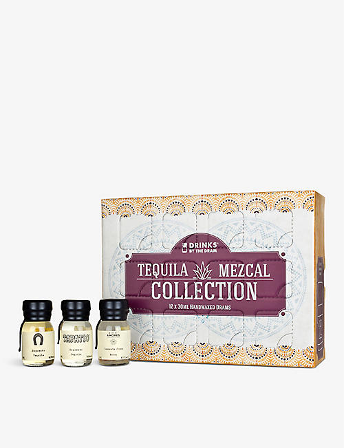 CHRISTMAS: Drinks by the Dram 12 Days of tequila and mezcal advent calendar