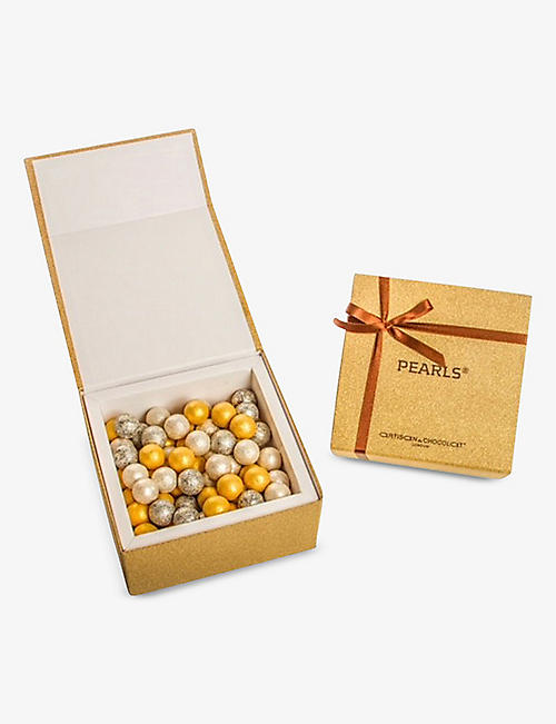 ARTISAN DU CHOCOLAT: Assorted chocolate pearls 500g