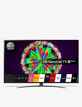 LG: Nano86 55 4k Ultra HD HDR Smart TV