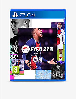 SONY:EA Sports FIFA 21 PS4 视频游戏