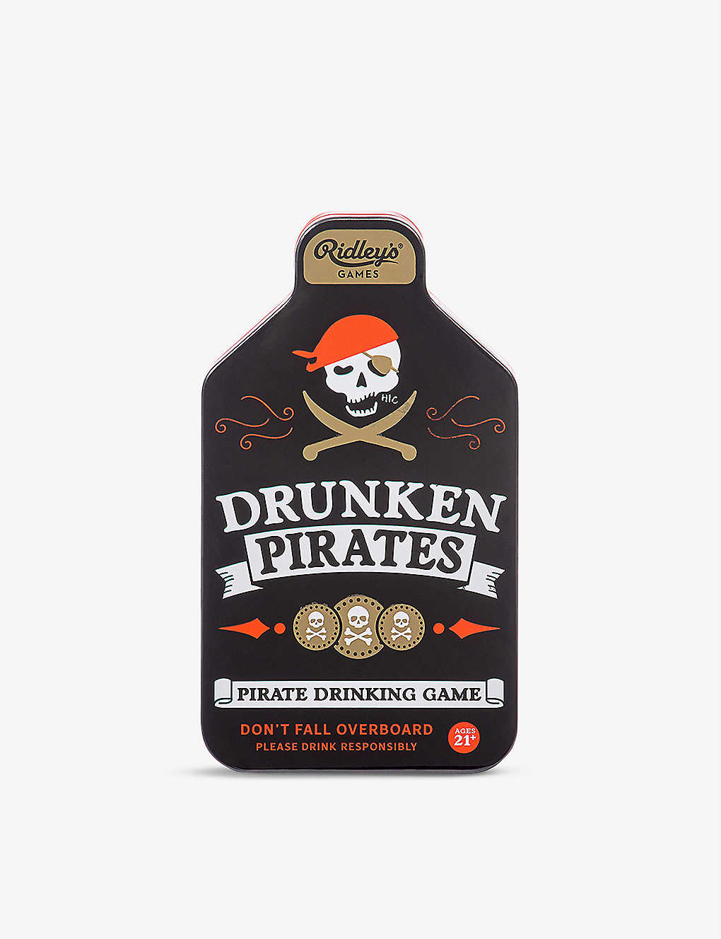 CHRISTMAS: Ridley's Games Drunken Pirate Drinking Game