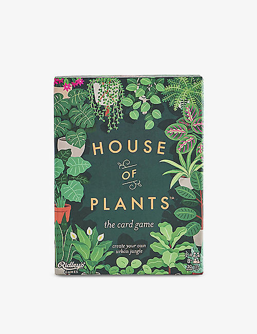 CHRISTMAS: Ridley's Games House of Plants card game