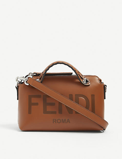 FENDI: By The Way mini leather shoulder bag