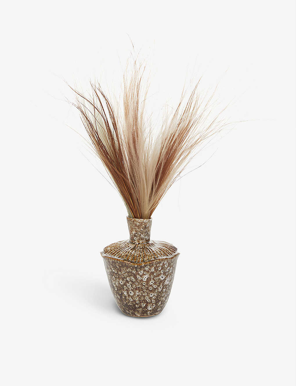YOUR LONDON FLORIST: Exclusive Stipa Grass dried flowers with vase