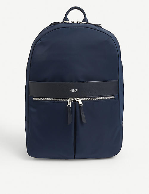 "KNOMO: Beaufort 15.6"" shell laptop backpack"