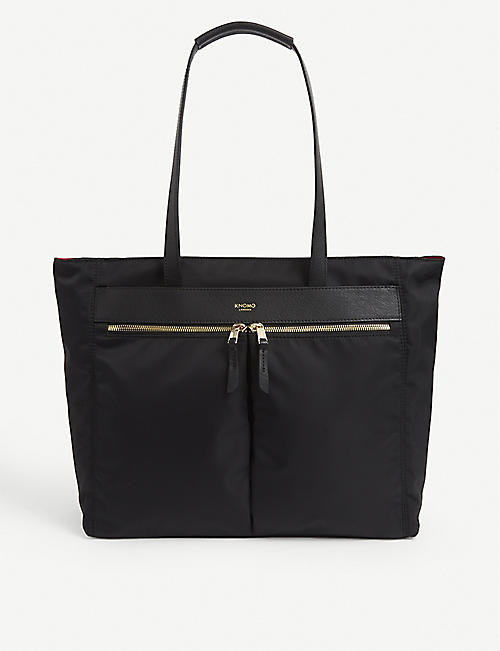 KNOMO: Grosvenor Place laptop tote bag