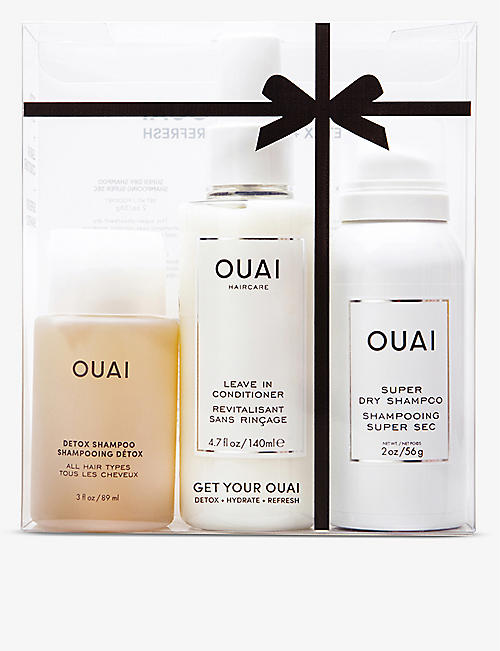 OUAI: Get Your Ouai kit