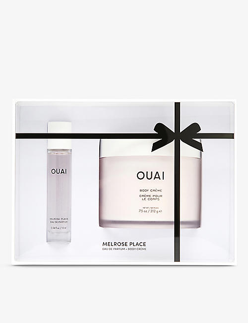 OUAI: Melrose Place fragrance kit
