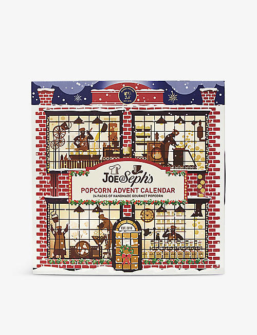 JOE & SEPH'S: Js Popcorn Advent 168g::