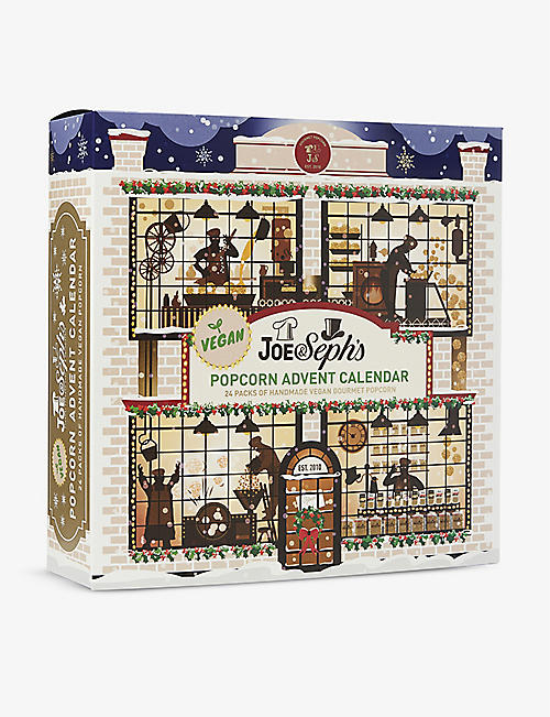 JOE & SEPH'S: Vegan Popcorn Advent Calendar 168g
