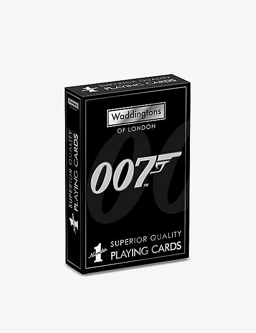 WINNING MOVES:James Bond 007 Edition 扑克牌