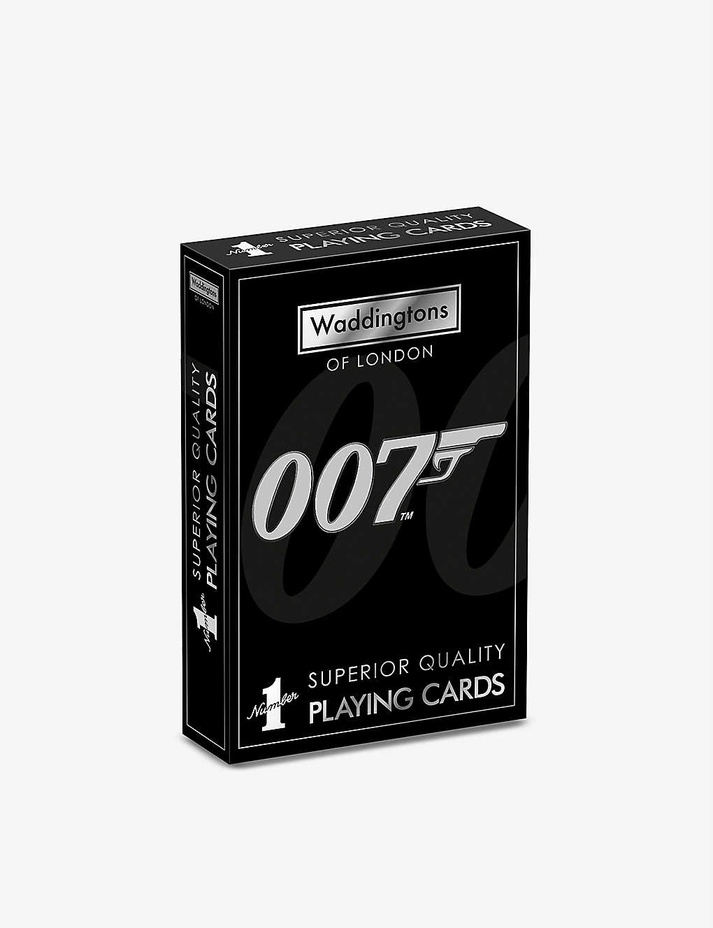 WINNING MOVES: James Bond 007 Edition playing cards