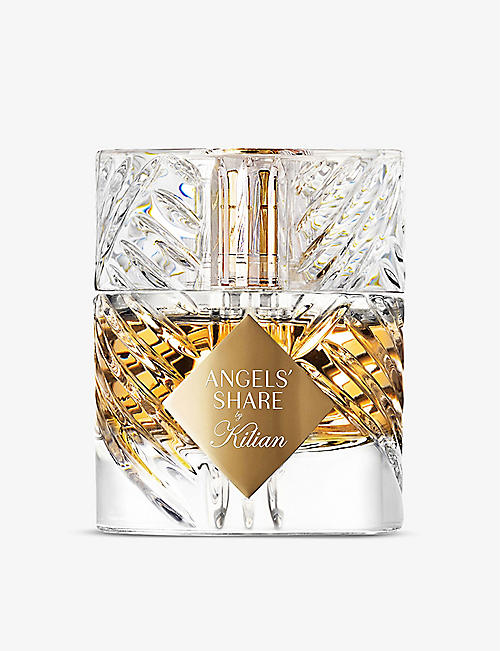 KILIAN: Angels' Share refillable eau de parfum 50ml