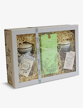 CARTWRIGHT & BUTLER: Honey & Confectionery gift box 650g